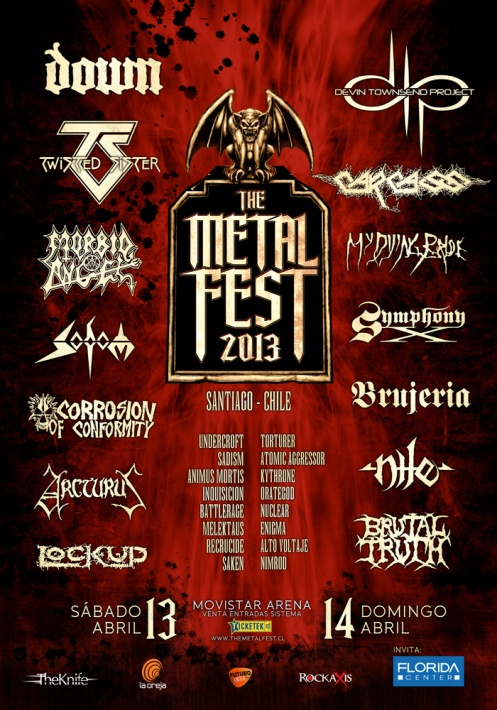 Metal Fest 2013