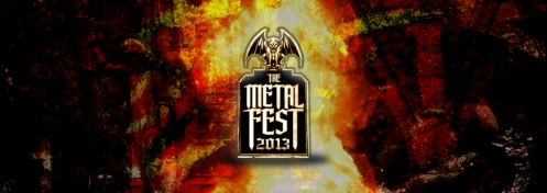 Metal Fest 2013 - Santiago, Chile:  Day 2