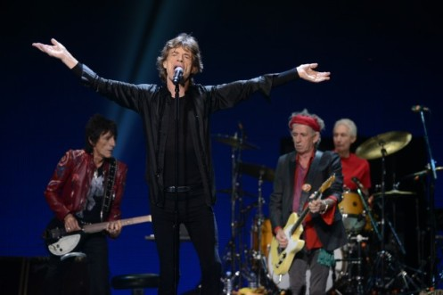 Rolling Stones at Verizon Center, June 2013 - Washington Post