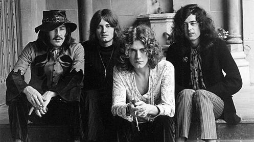 Led Zeppelin - Secret Mormons?