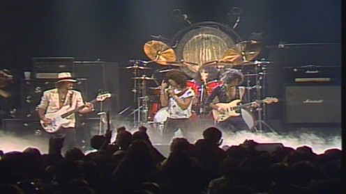 Rainbow in concert circa 1982 (from webdj.co)