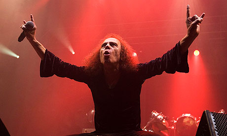 The Metal Glory of Ronnie James Dio (from theguardian.com)
