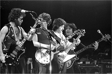 Blue Oyster Cult (then - 1980)