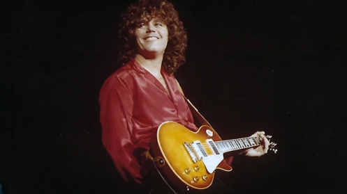 Gary Richrath - PHOTO: Ross Marino 1980 (from http://www.guitarplayer.com)