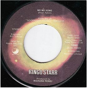 Ringo Starr - The No No Song (1974)