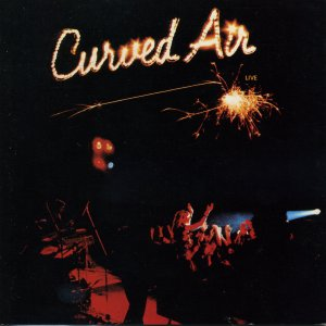 Curved Air Live (front)