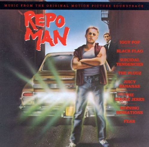 Repo Man (soundtrack)