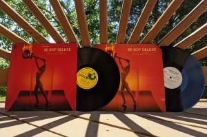 Be Bop Deluxe: Sunburst Finish (LPs; 1976 / 1986)