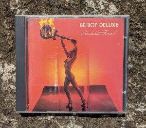 Be Bop Deluxe: Sunburst Finish (CD)