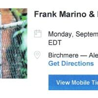 Just Let Me Believe, for Frank's Sake